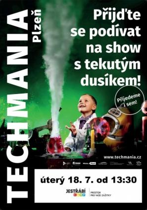 Techmania show