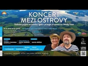 Koncert Mezi Ostrovy